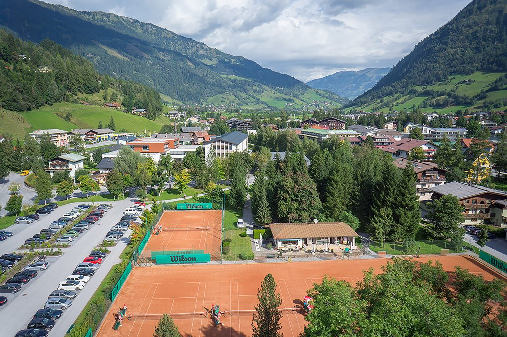 Tennisplatz Bad Hofgastein