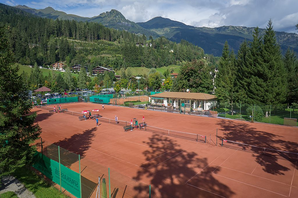 Tennisplatz Bad Hofgastein